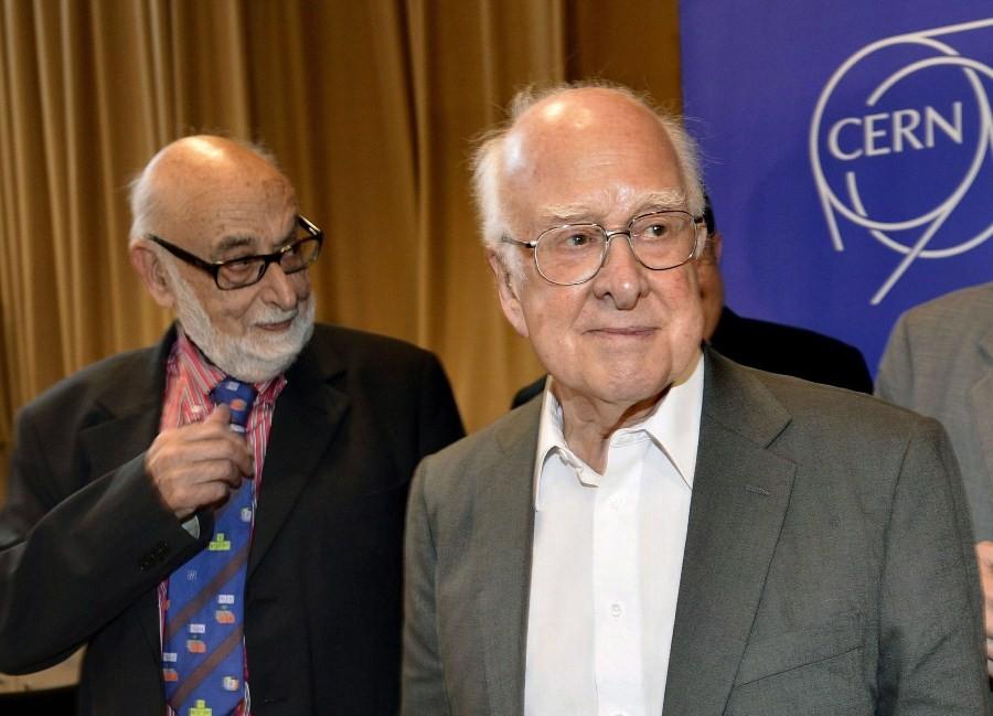 Fizikai Nobel dij 2013